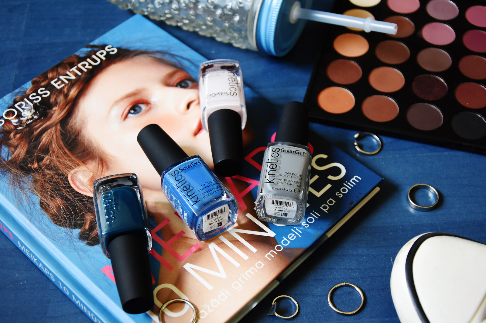 Nordic Blue collection Kinetics