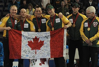 Edmonton Ab.Mar10,2013.Tim Hortons Brier.Northern Ontario.CCA/michael burns photo | by seasonofchampions