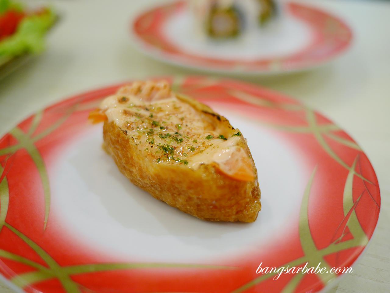 Inari Salmon Mentai