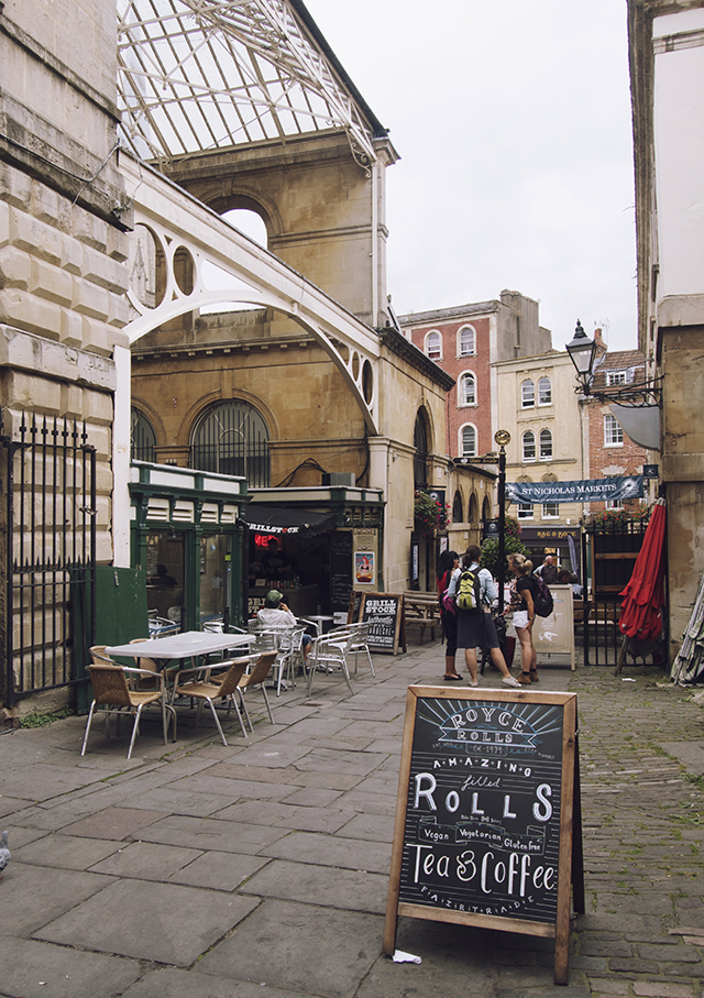 being little: bristol city guide - st nicks market