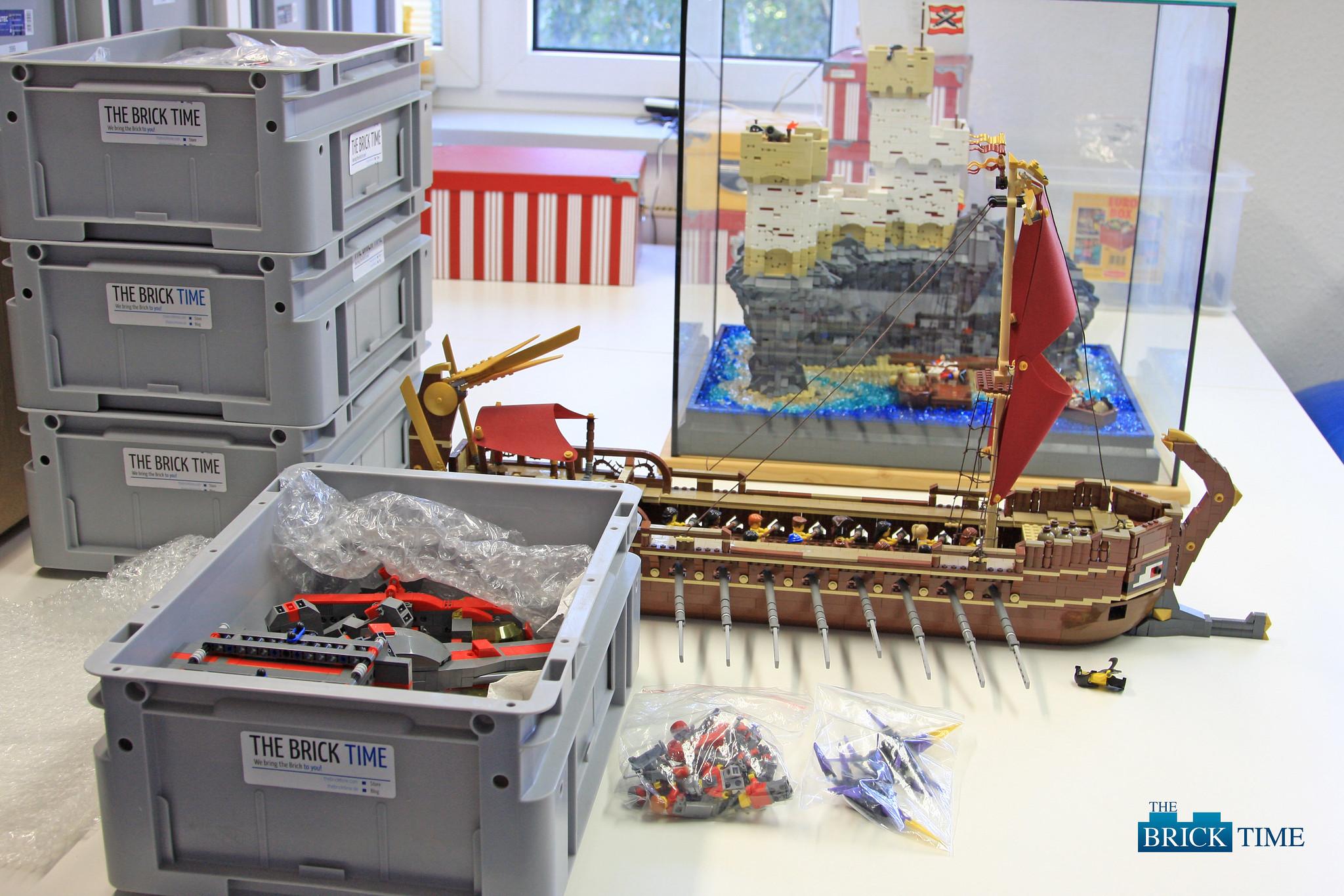 Exhibition Prepareration