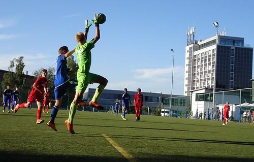 Hansa Rostock U14 0:2 Niendorfer TSV U14
