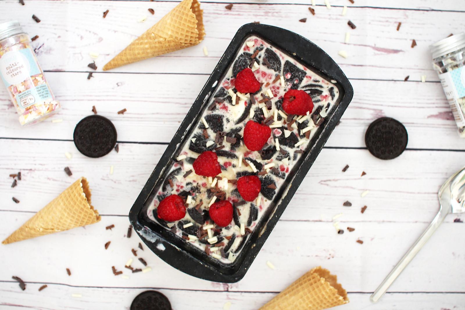 No-Churn Ice Cream Recipe The Little Things Lifestyle Blog UK Edinburgh