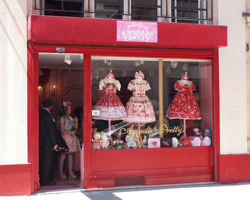 Angelic Pretty Paris Shop