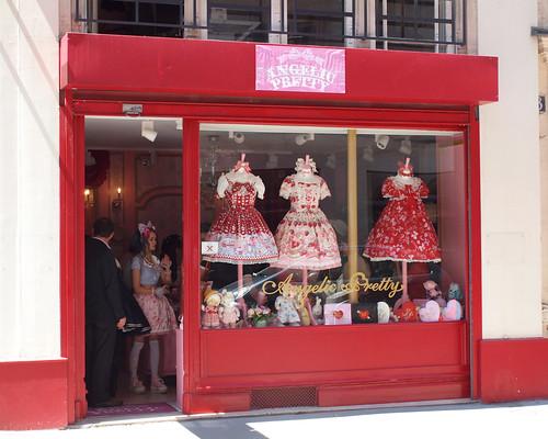 Angelic Pretty Paris Shop
