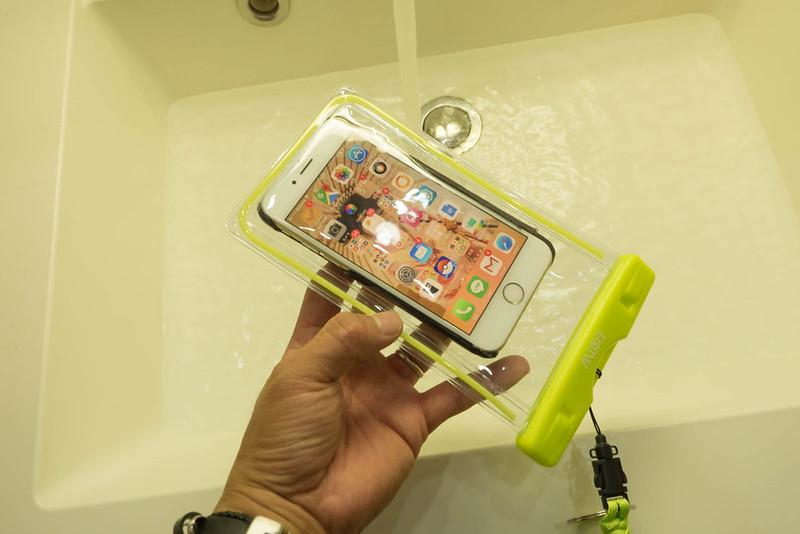iPhone防水ケース-5