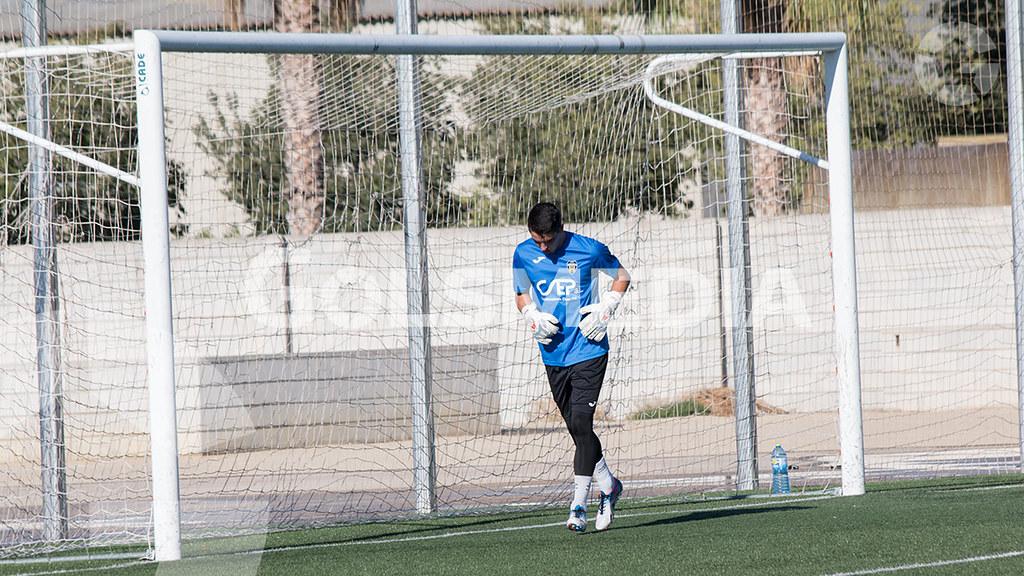 U.D. Castellonense 1-0 U.D. Beniganim Preferente GºIII (Carlos Alcalde) J3