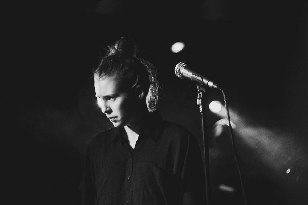 Eline Thorp, Sinus 16.02.13