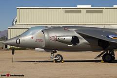 XS690 - 64-18264 - Royal Air Force - Hawker Siddeley P-1127 Kestrel FGA.1 XV-6A - Pima Air and Space Museum, Tucson, Arizona - 141226 - Steven Gray - IMG_8019