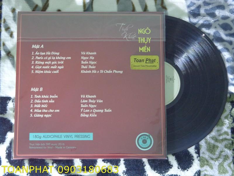 Turntable Cơ mâm đĩa than thích thú phần nghe ==>> thỏa mãn phần nhìn - 34