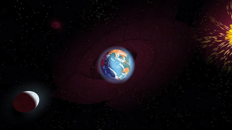 Oceans VR: Space