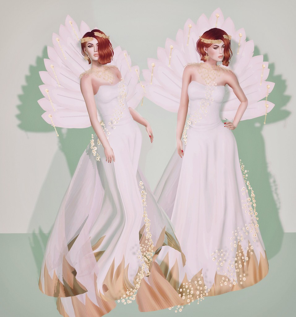 GIA Style Card//The Angel