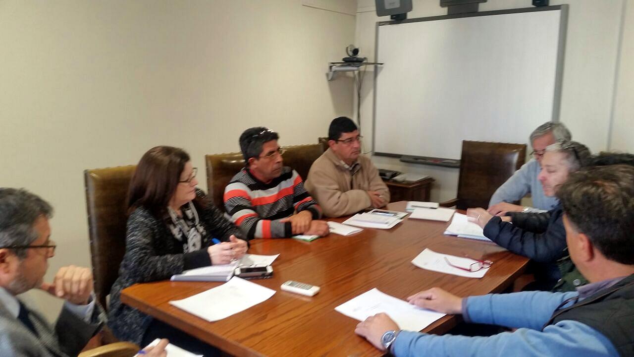 Reunión con asesoras del SAG por Paro Nacional AFSAG - 01 Septiembre 2016