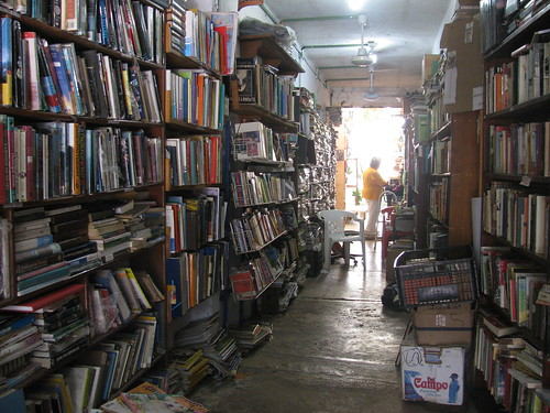 Vieja librería mexicana