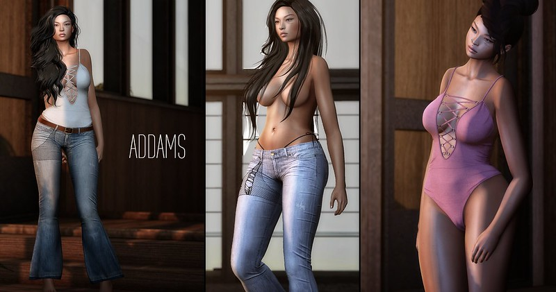 Addams @New Release & New Gift
