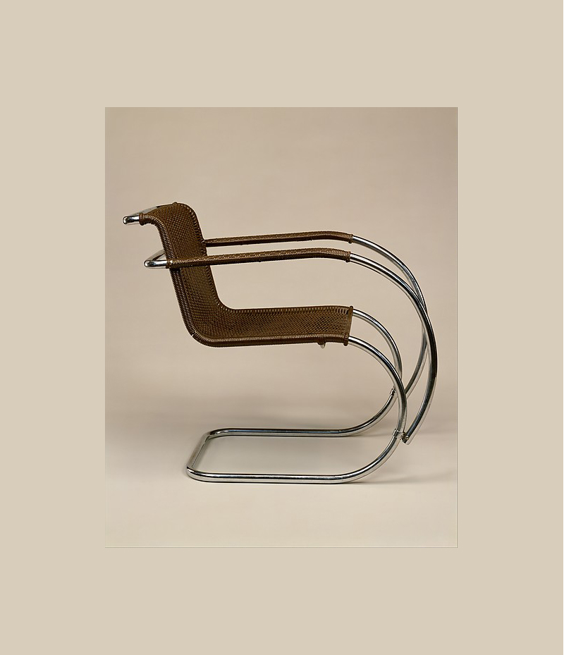 AMM blog | Mies van der Rohe's MR chair