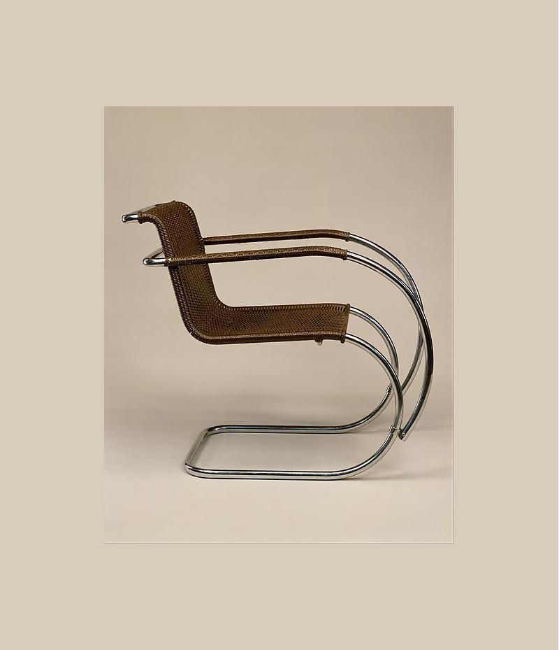 AMM blog   Mies van der Rohe's MR chair
