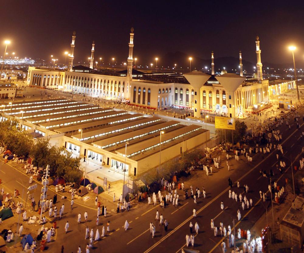 SAUDI-HAJ-ISLAM
