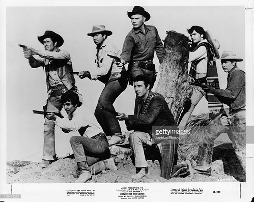 Return of the Magnificent Seven - Promo Photo 3