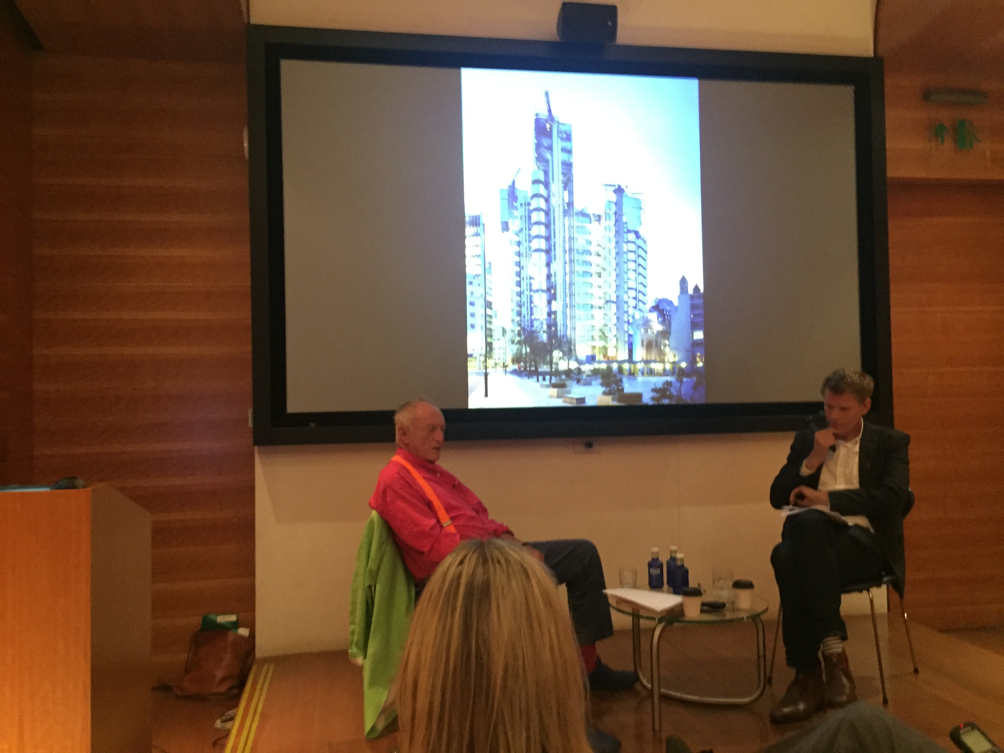 Richard Rogers interview