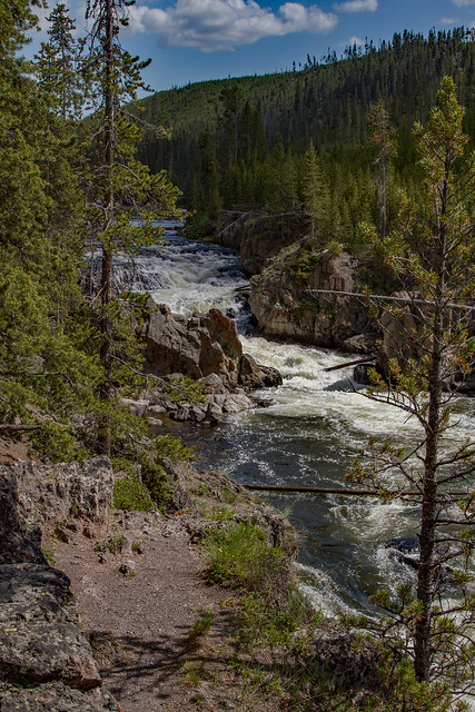 29574685935 1fb8f06531 z Firehole Canyon Drive: Yellowstone National Park