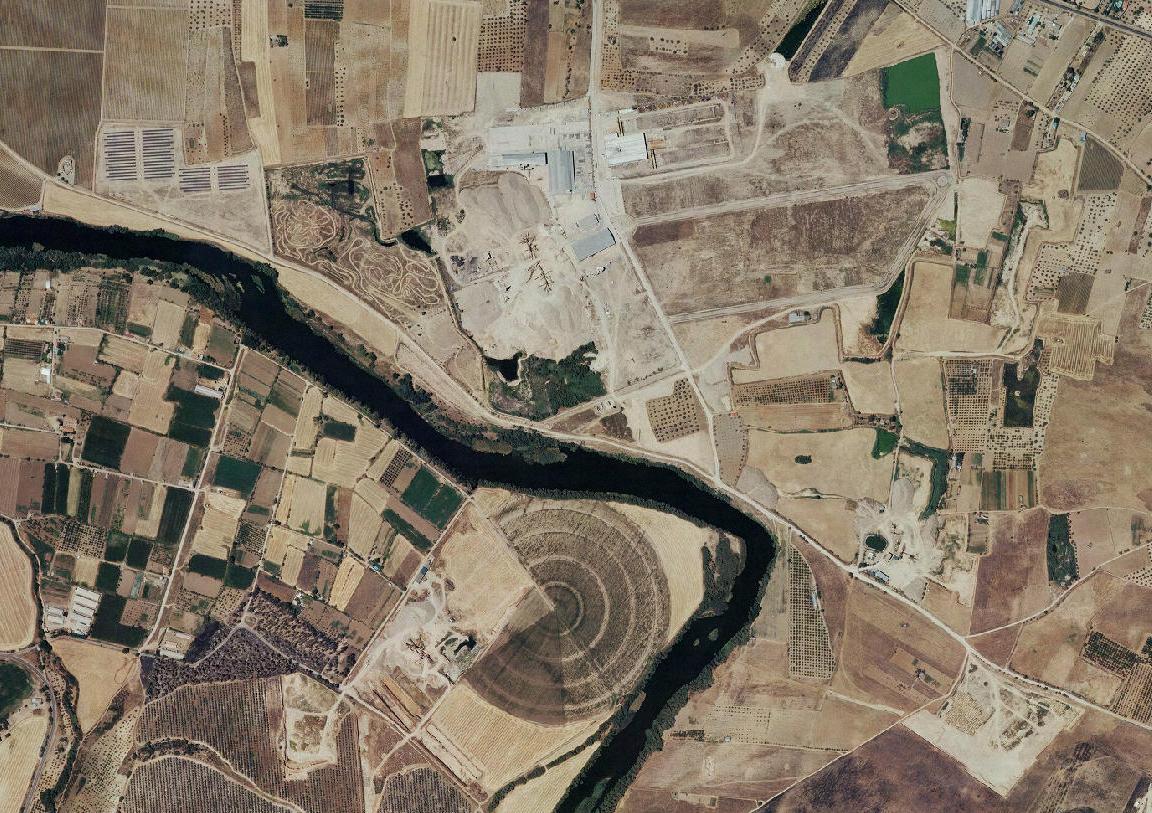 montearagón, toledo, no es aquí, después, urbanismo, planeamiento, urbano, desastre, urbanístico, construcción, rotondas, carretera