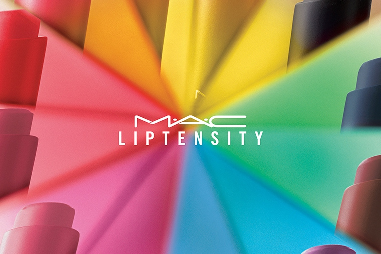 MAC Liptensity Collection for Holiday 2016