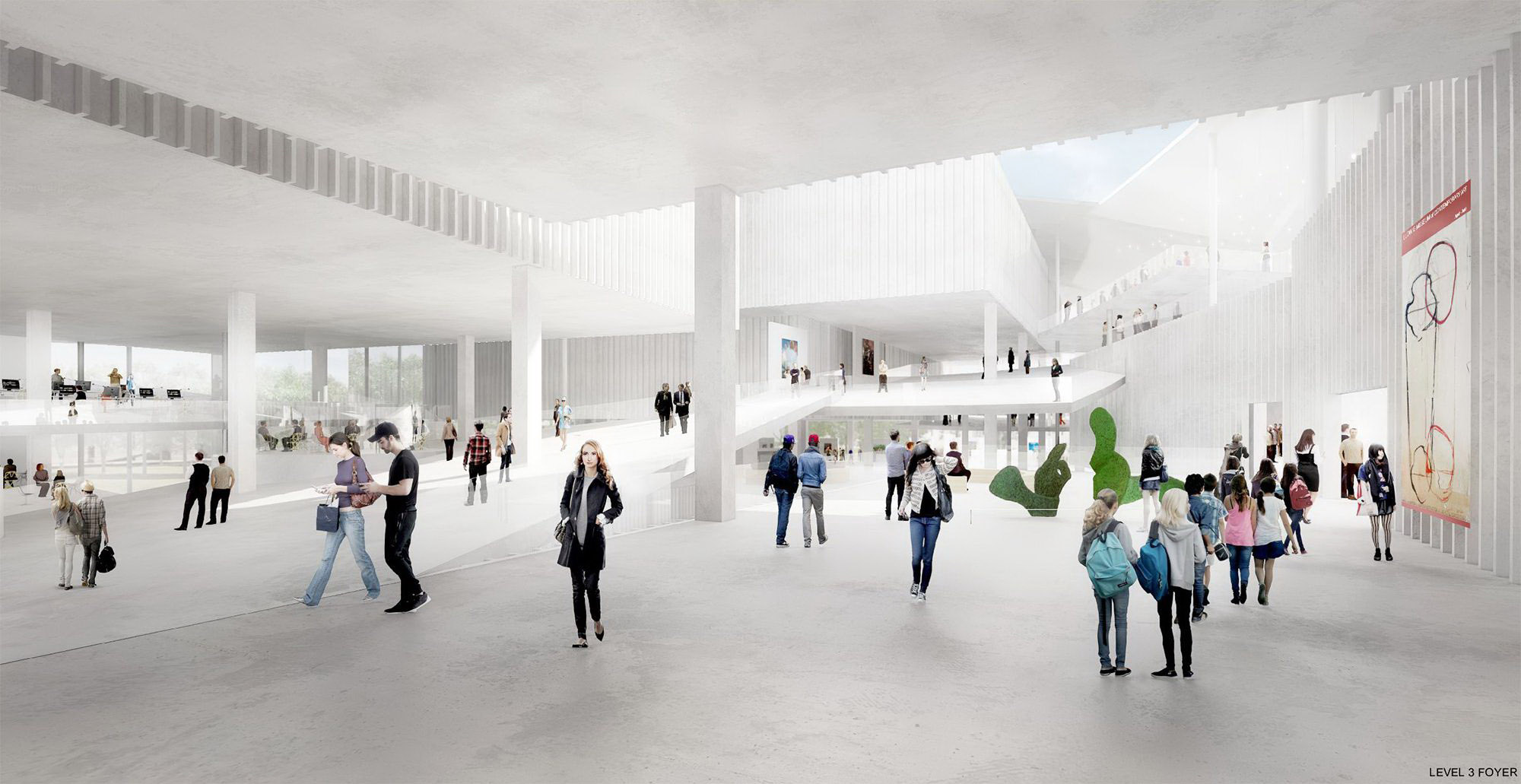 mm_new national gallery-ludwig museum design by SANAA_08