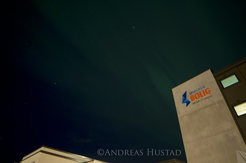 HiMolde - Northern lights 4