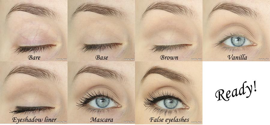 3 natural eye makeup tutorial Urban Decay Naked 2