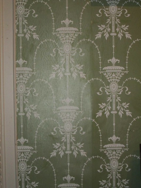 Kylemore Abbey Green Wallpaper