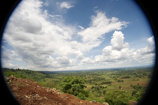 Wide Angle Shot of Mt Elgon Area | by UNDP KENYA