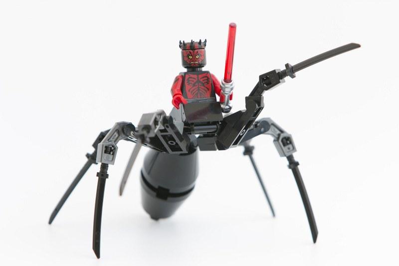 lego iron spider