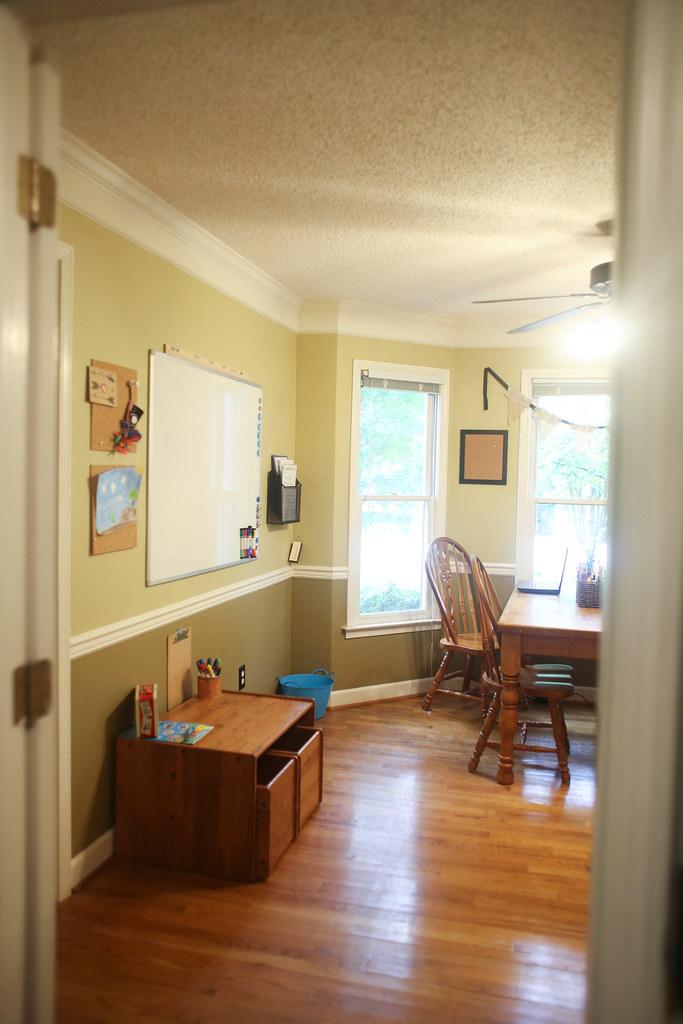 Home School Room Remodel Ideas