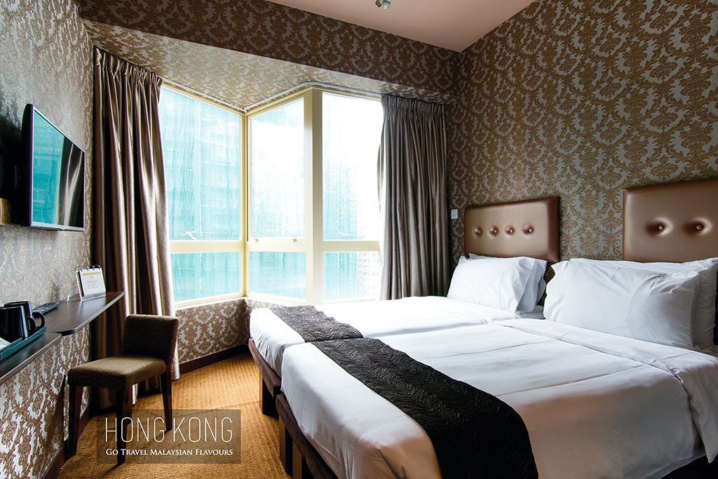 grand city hotel hong kong