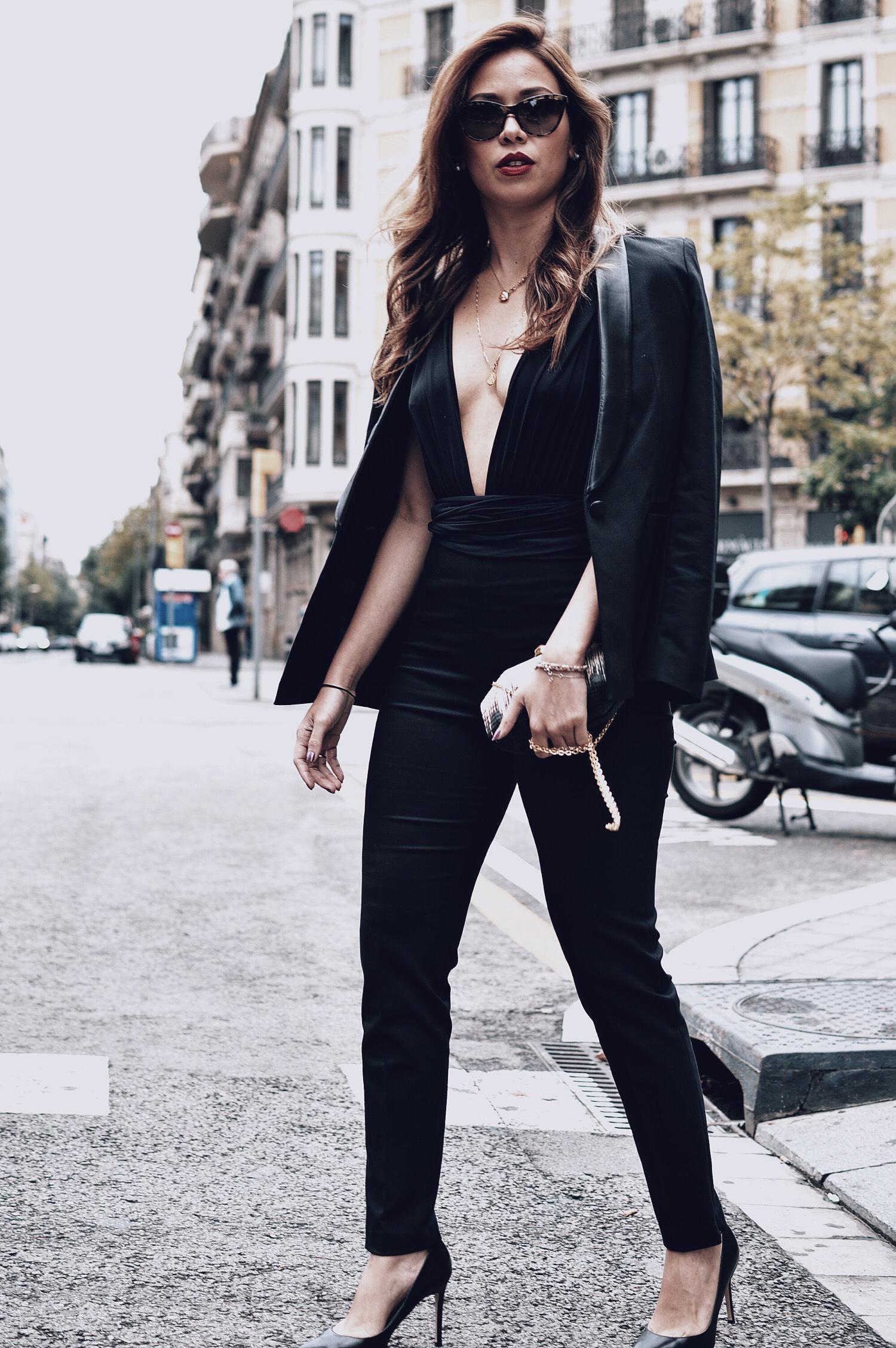 tres formas distintas de llevar un traje