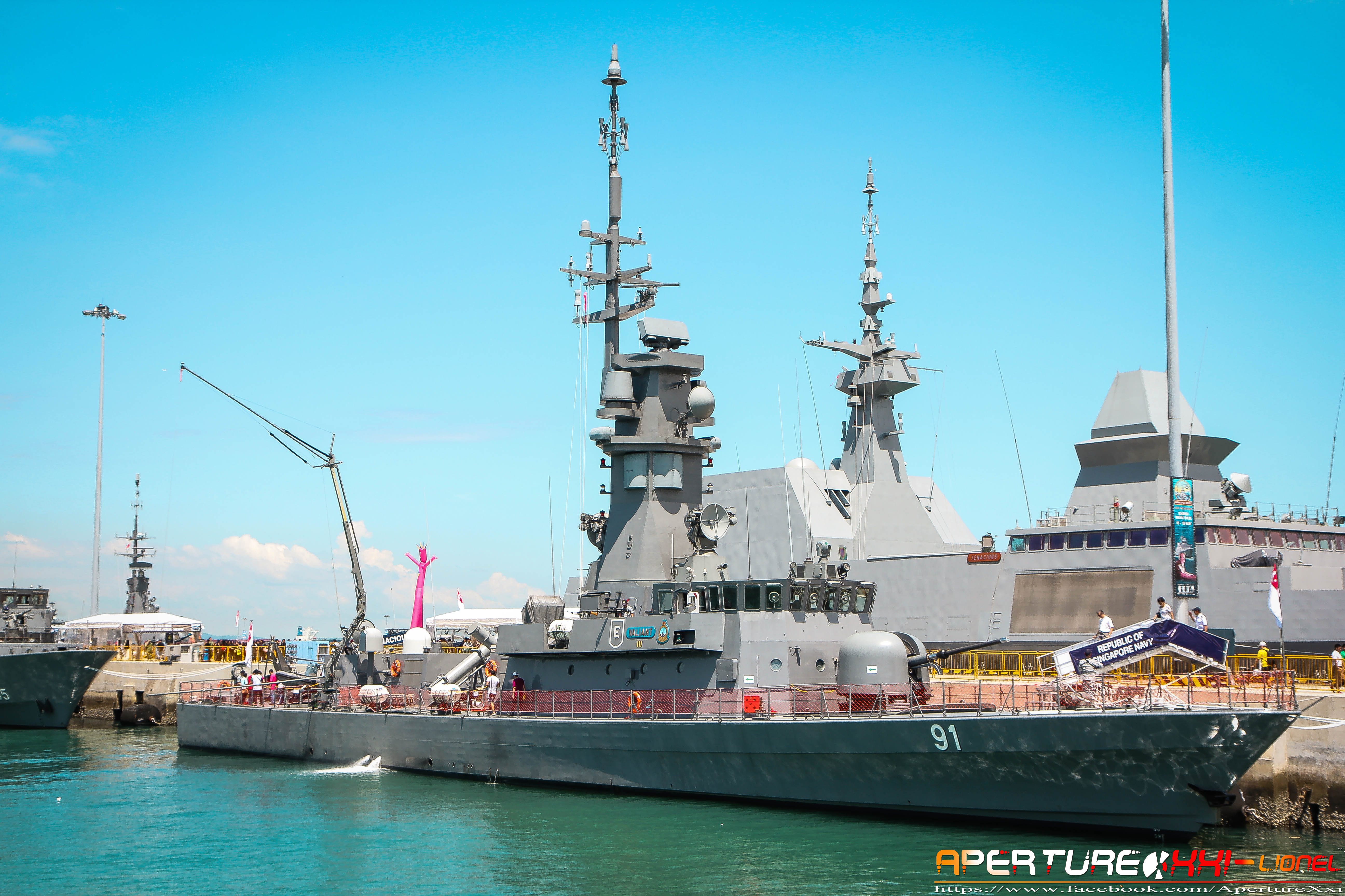 Singapore Navy - Marine de Singapour - Page 2 8865930783_0c569cb0b4_o