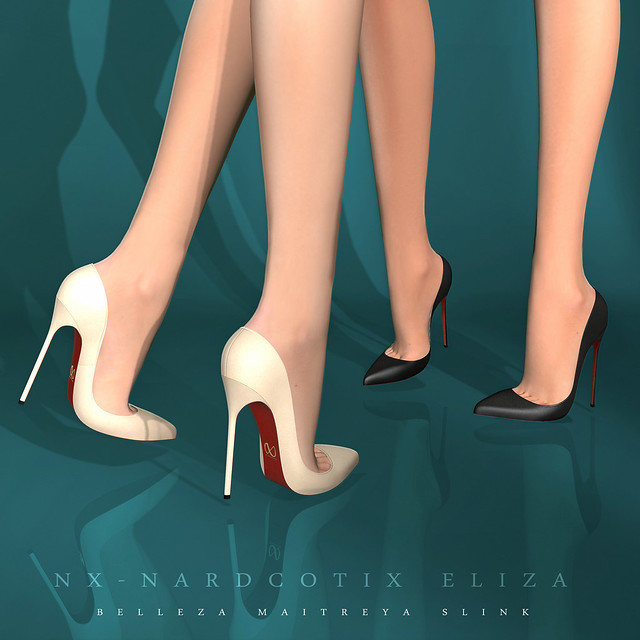 NX-Nardcotix Eliza Stiletto