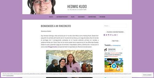 Blog Hedwig Kudo