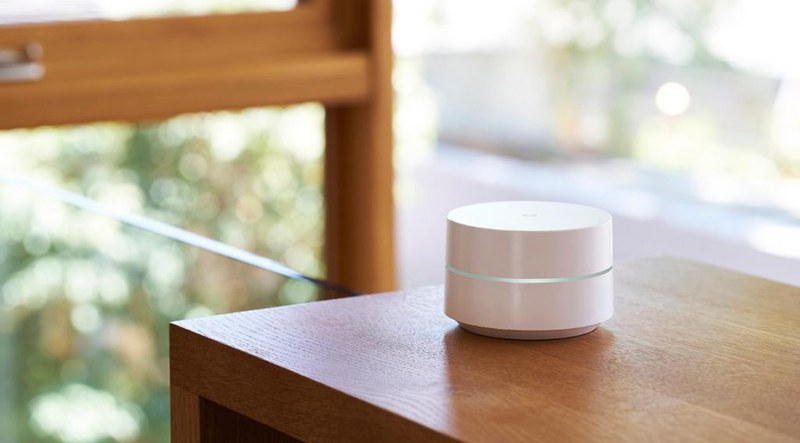 Маршрутизатор Google WiFi