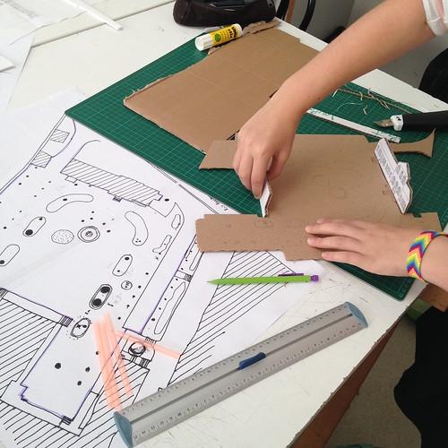Atelier maquette 1STD2A