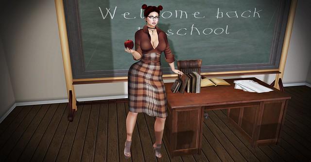 I am the Teacher