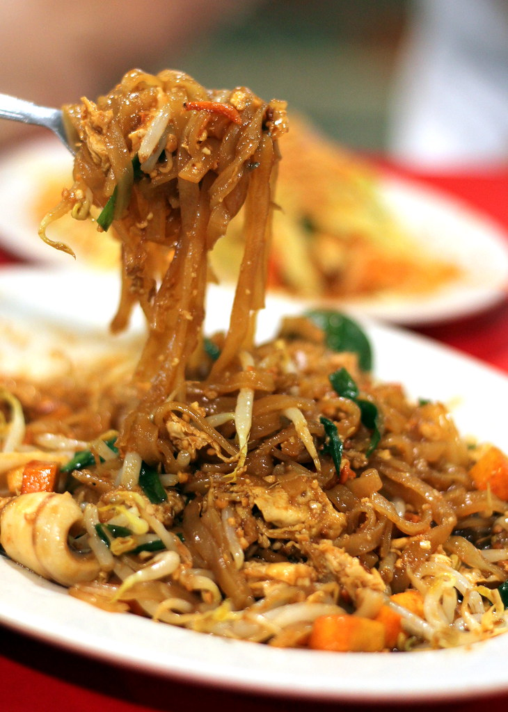Sisaket泰国菜Phad Thai