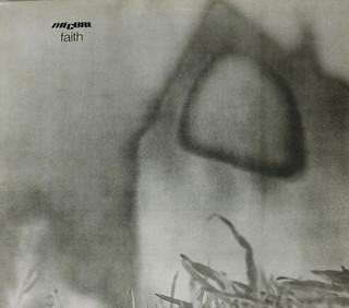 """THE CURE FAITH 12"""" LP VINYL"""