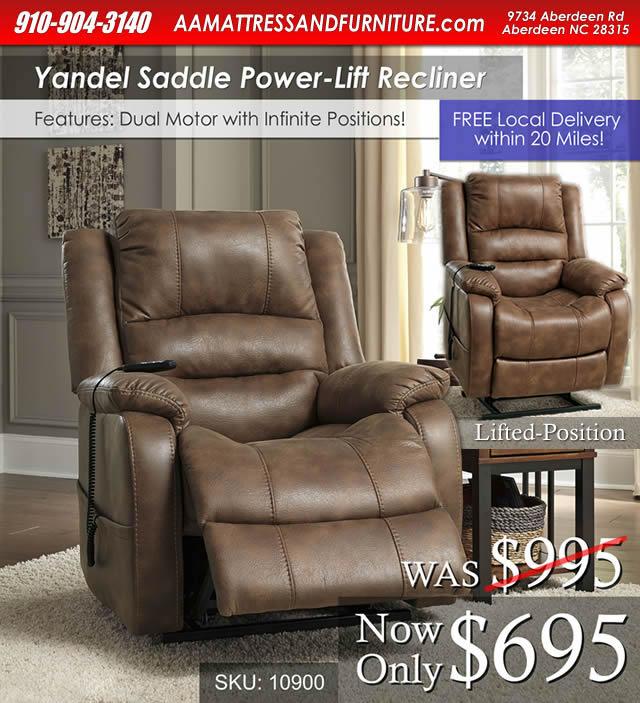 Yandel Saddle WM Update