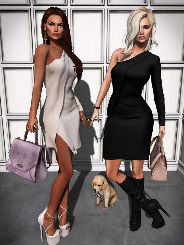 Anja dress @ Shiny Shabby (2)