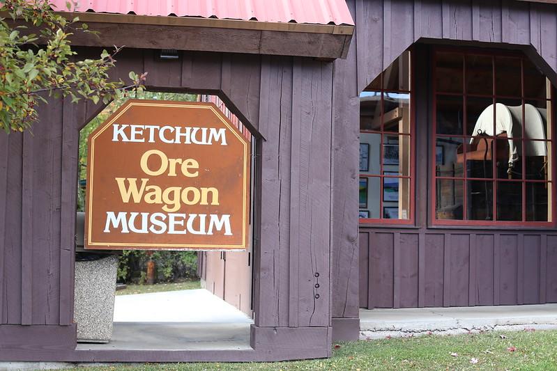 touring Ketchum