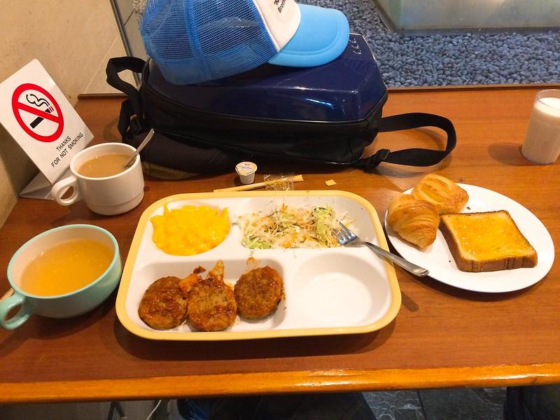 Villa Fontaine 早餐
