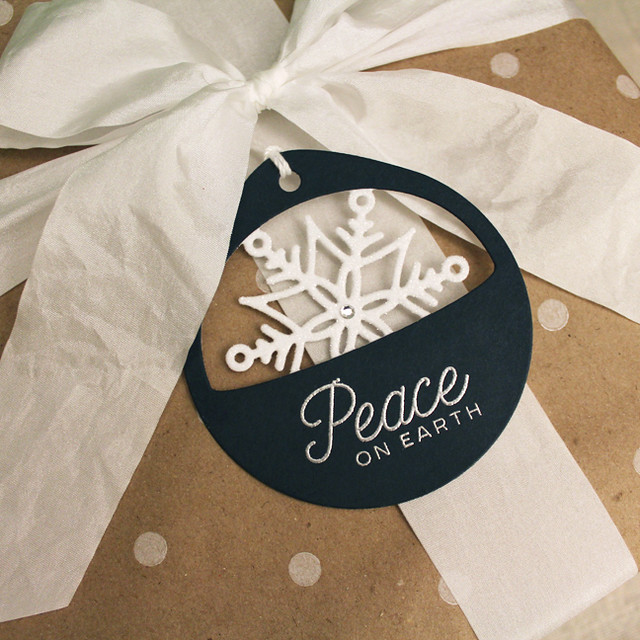 Peace On Earth Tag
