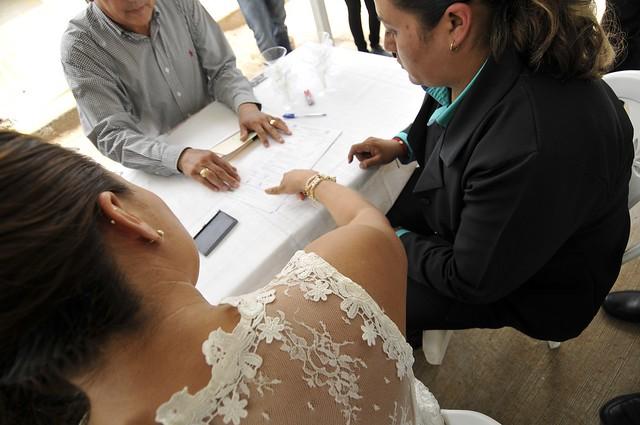 Primer boda gay realizada en Puente Grande